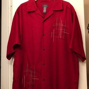 Other - LIKE NEW Mens Button Down Shirt